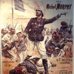 Il maggiore Marchand a Fascioda, in una rivista francese