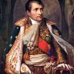 Napoleone nelle vesti di re d'Italia, di A. Appiani